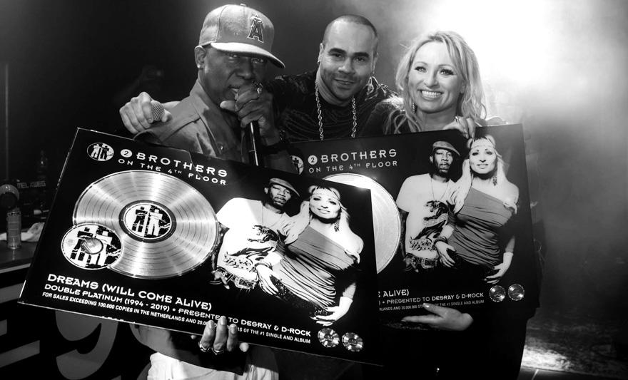Double platinum Dreams (will come alive)